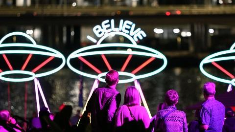 Brisbane Festival - I Believe