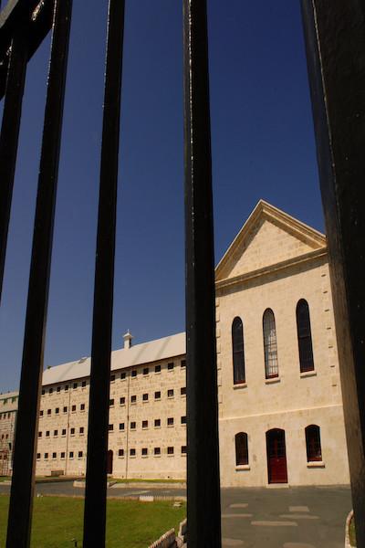 Fremantle Prison Locked Up Tour