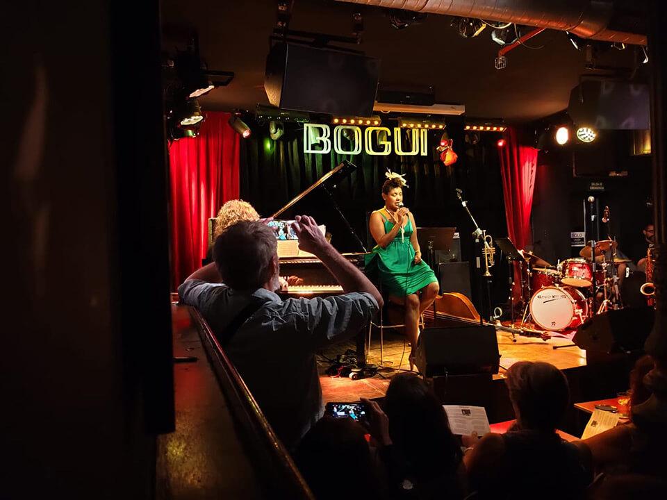 Jazz en Madrid Bogui Jazz