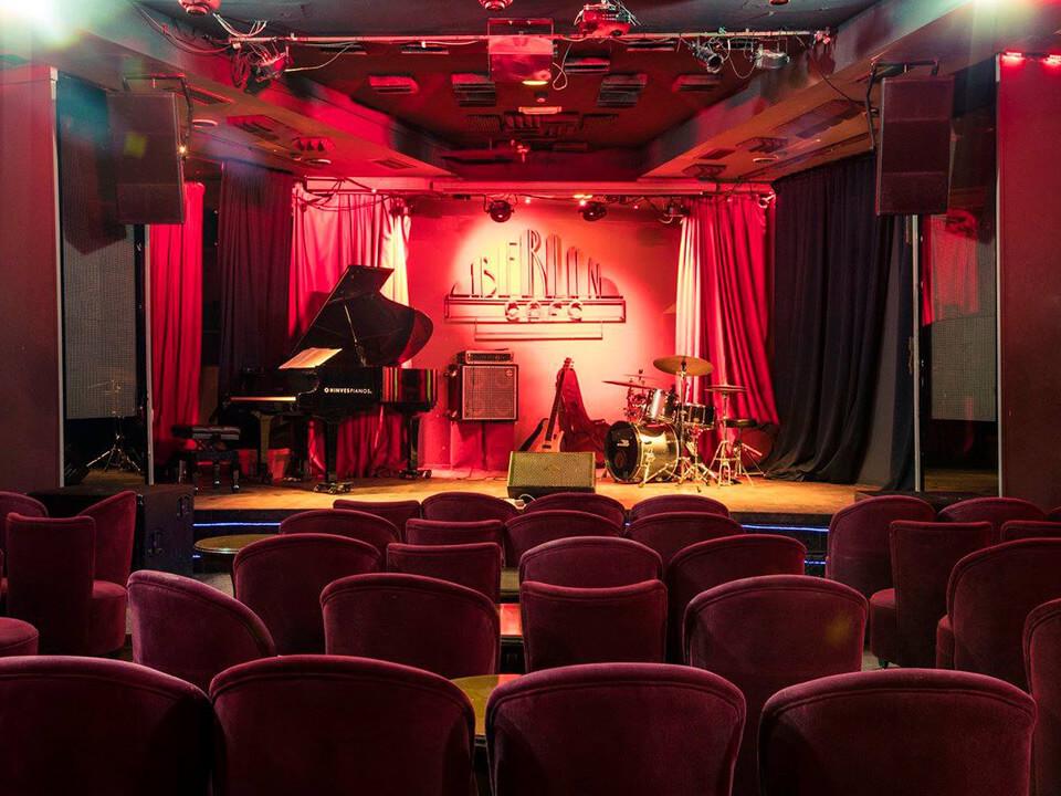Jazz en Madrid Café Berlín