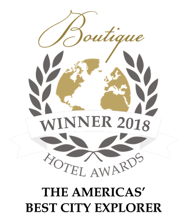 Boutique Hotel Awards Winner 2018 logo