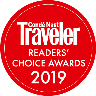 Conde Nast Traveler Readers' Choice Awards 2019