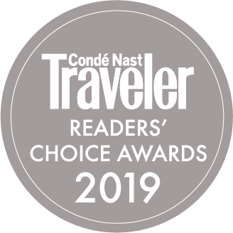 Conde Naste 2019 Reader's Choice Award