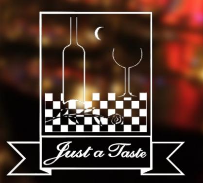 Just A Taste Restaurant Logo