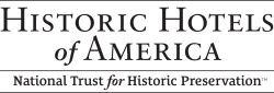 Historic Hotels of America logo