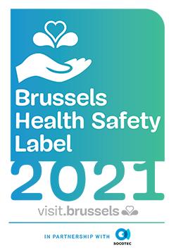 Label de santé et sécurité ville de Bruxelles