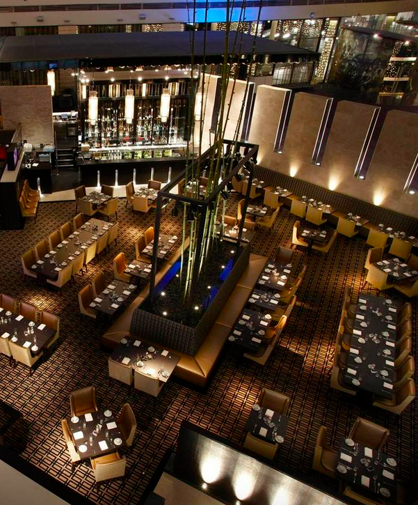 seafood restaurant at crown casino
