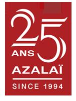 AZALAI LOGO SINCE 1994 LOGO