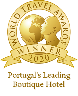 Portugal's Leading Boutique Hotel 2020 - World Travel Awards