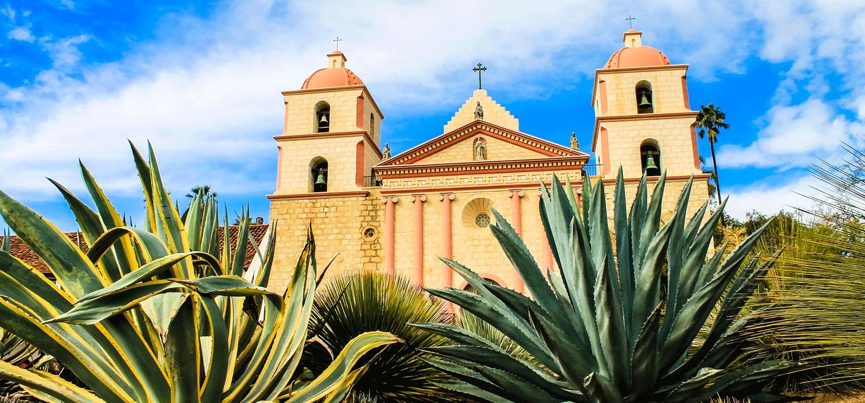great landmarks - Old Mission
