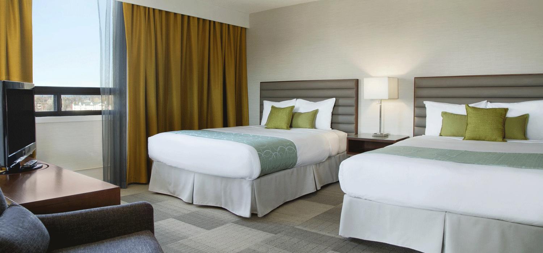 Coast Prince George Hotel by APA, guest room