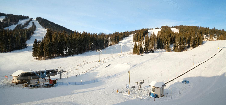 Sun Peaks Ski Lift