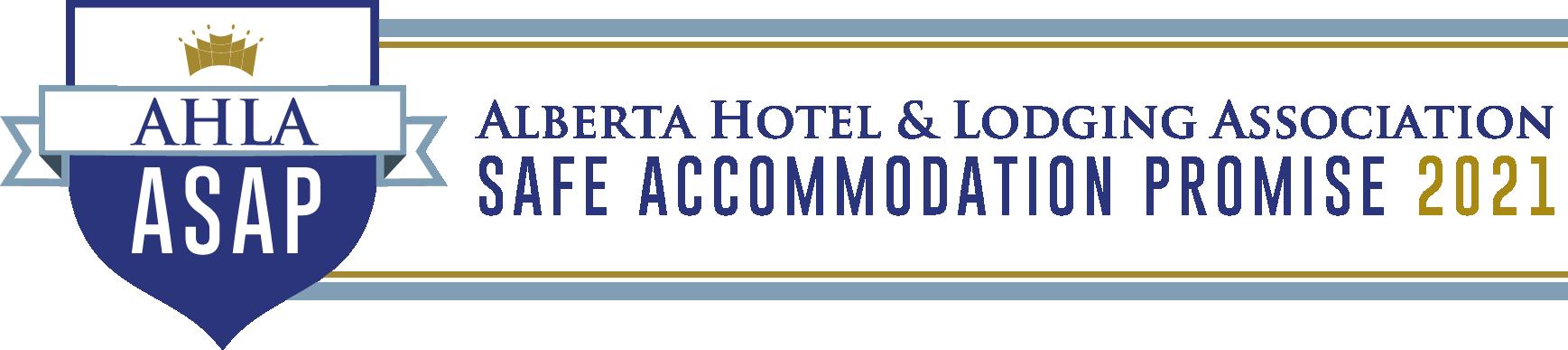 Alberta Hotel & Lodging Association - Safe Accommodation Promise