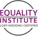Equality Institute - LGBT-Wedding Certified