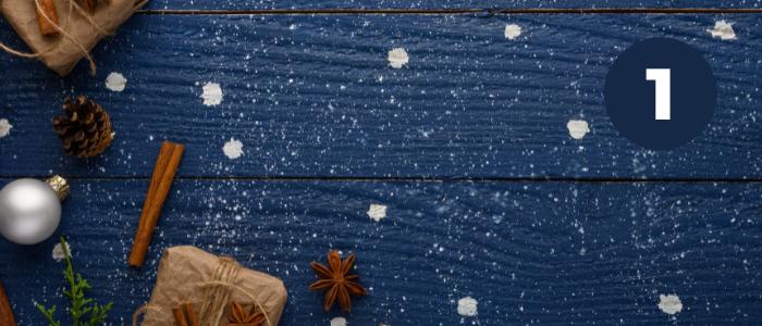 December 1 advent calendar