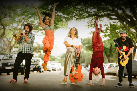 Brisbane Festival Street Serenades